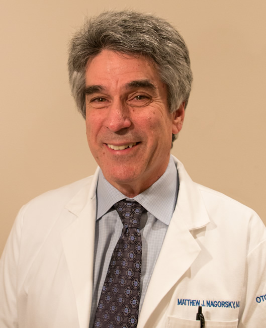 Matthew Nagorsky, MD ENT Doctor