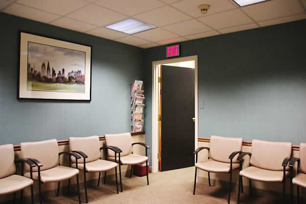 University Otolaryngology Center City Office